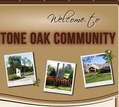 Stone Oak Community. A residential community in Holland, Ohio